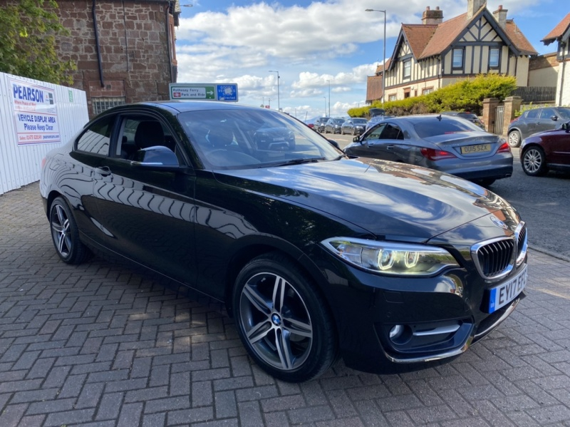 218i (1.5) Sport Coupe