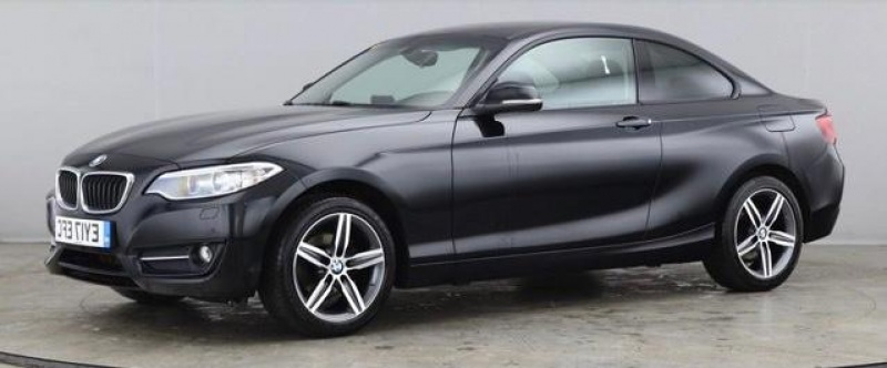 BMW 218i (1.5) Sport Coupe .