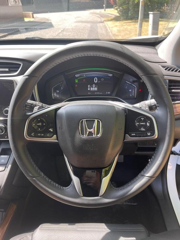 CR-V 2.0 SR I-MMD CVT (2WD) 5dr Auto