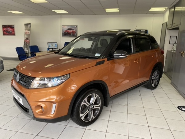 Suzuki Vitara 1.6 SZ5 All Grip Auto .