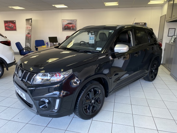 Suzuki Vitara 1.4 B/Jet S All Grip Auto .