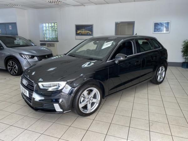 Audi A3 1.5 TFSi Sport 5dr .