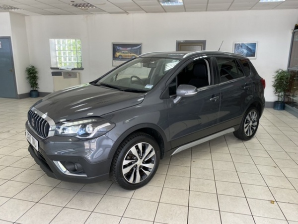 Suzuki S-Cross 1.0 B/Jet SZ-T All Grip .