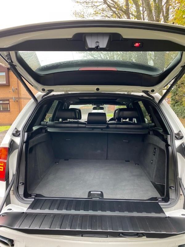 X5 3.0 D XDrive M-Sport Auto