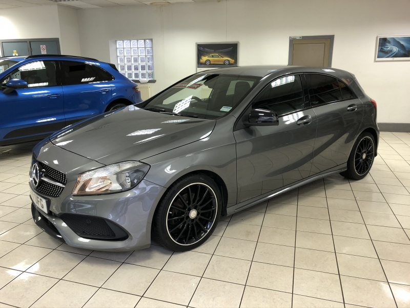Mercedes A160 (1.6) AMG Line Auto .