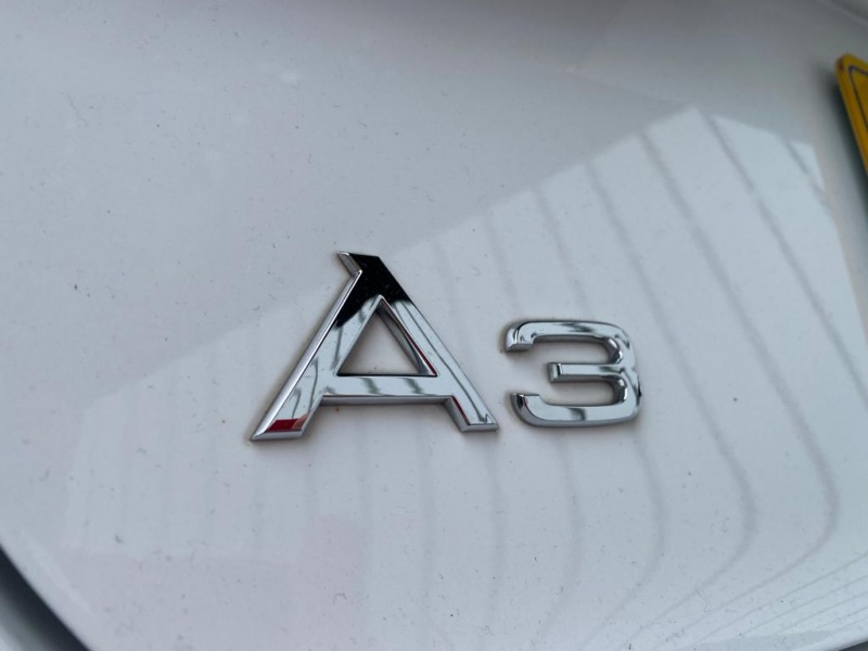 A3 1.0 TFSi (Sport) Sportback
