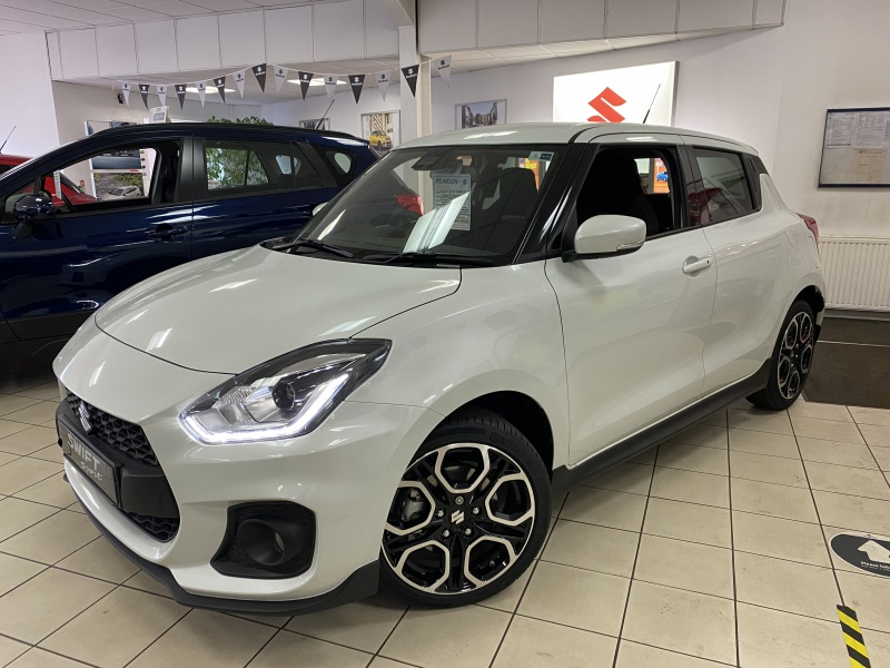 Suzuki Swift Sport 1.4 Booster Jet Hybrid