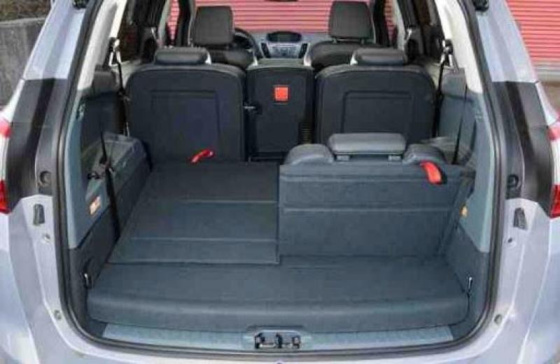 Grand C-Max 1.0 T (7 Seat) Titanium X 5dr