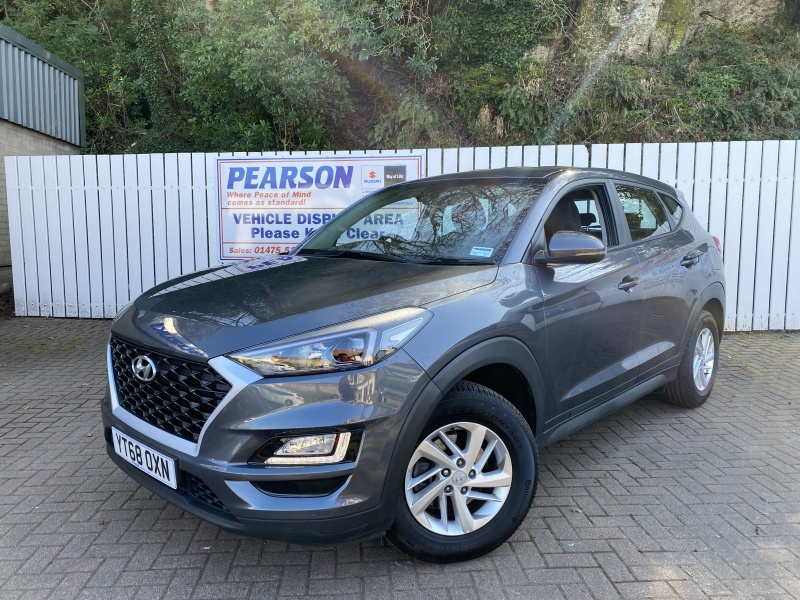 Hyundai Tucson 1.6 Gdi S Connect (2WD) 5dr .